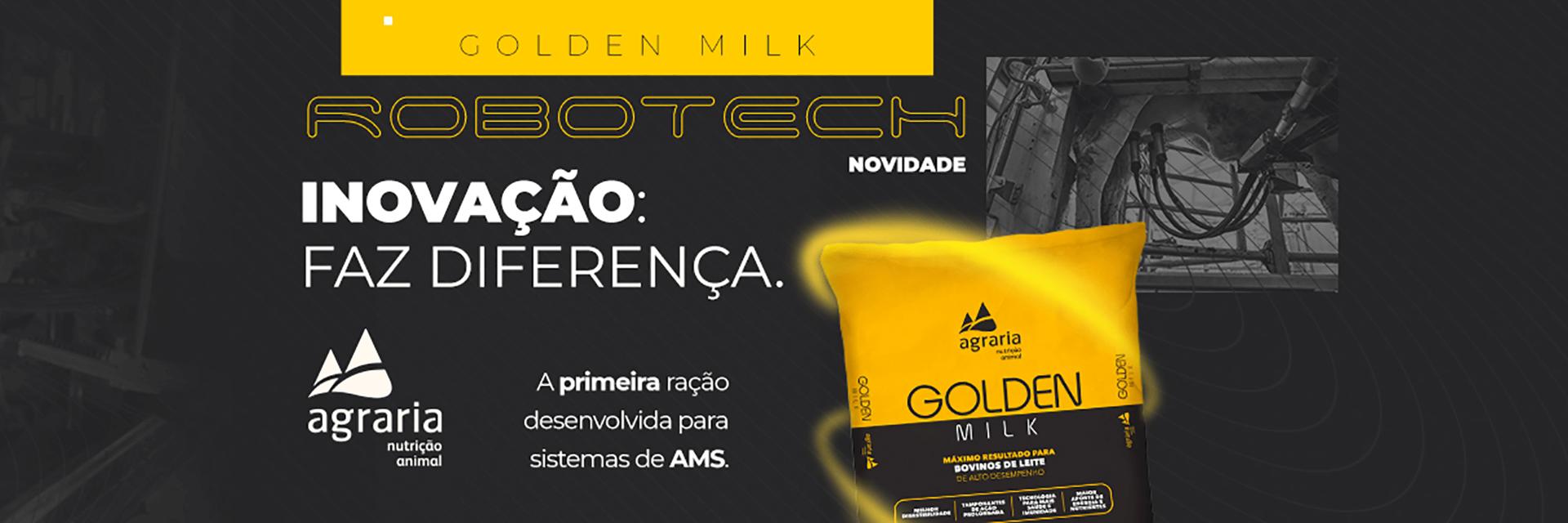 Golden Milk - Robotech